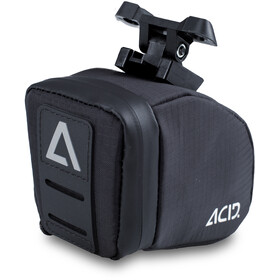 Cube ACID Click Zadeltas S, zwart